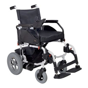 Cadeira de Rodas Eléctrica Azteca 40